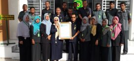 Mahkamah Syar'iyah Jantho Meraih Akreditasi A Excellent