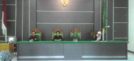 Tim Hakim Pengawas Mengunjungi MS Jantho