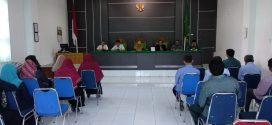 MS Aceh Melakukan Pengawasan Ke MS Jantho