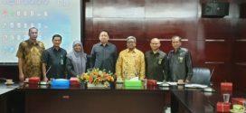 Wakil Ketua MS Aceh Konsultasi dan Audiensi Dengan Dirjen Badilag Mahkamah Agung RI